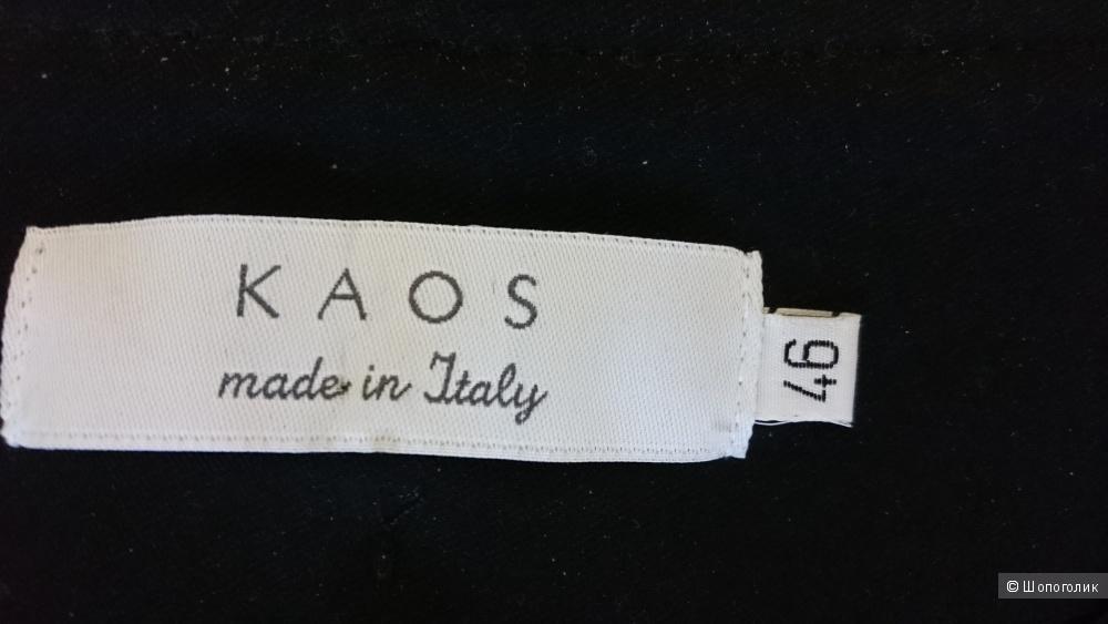 Юбка с натуральной кожей, Kaos, р.46IT