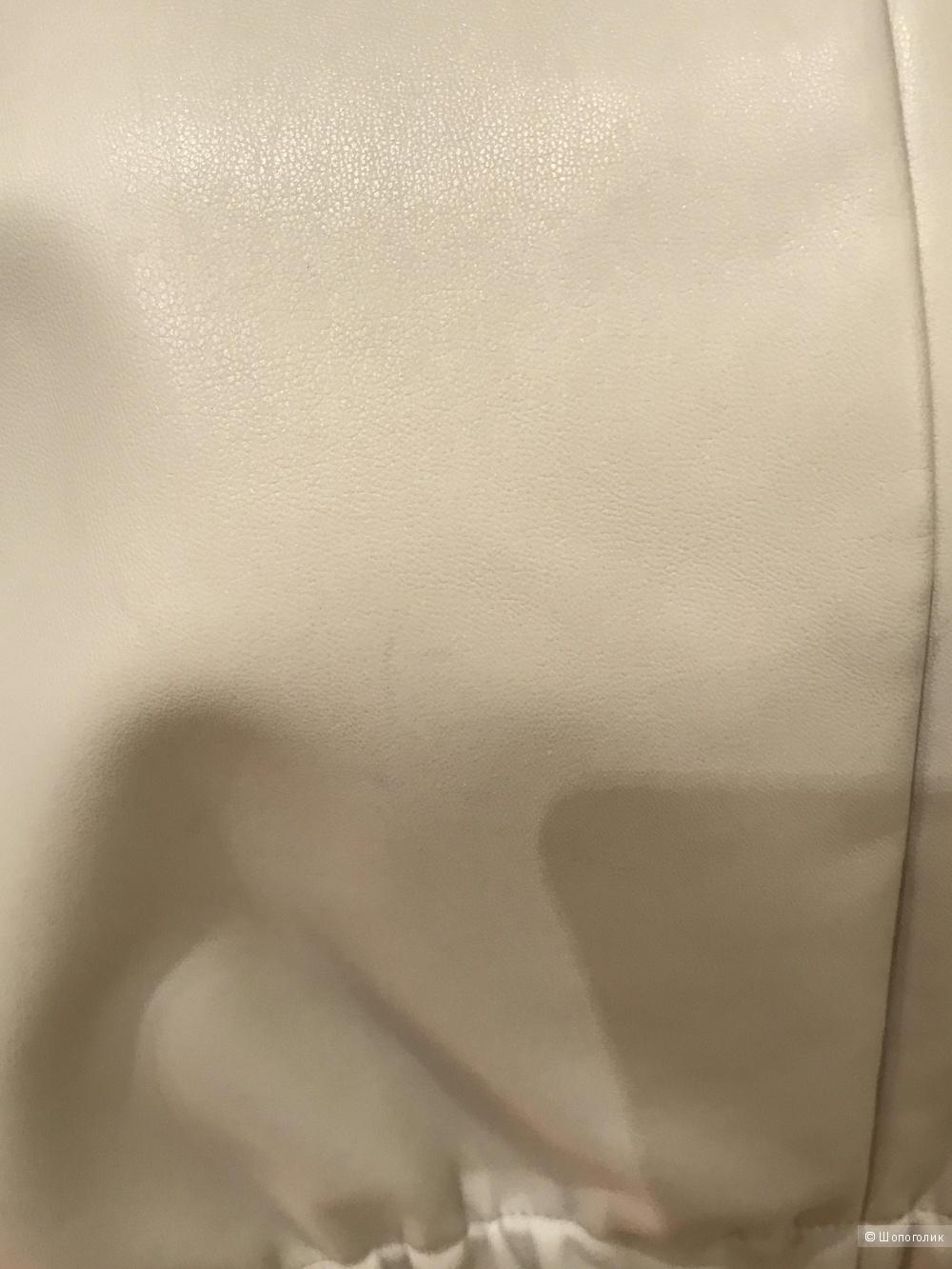 Свитшот кожаный Reserverd 42-44