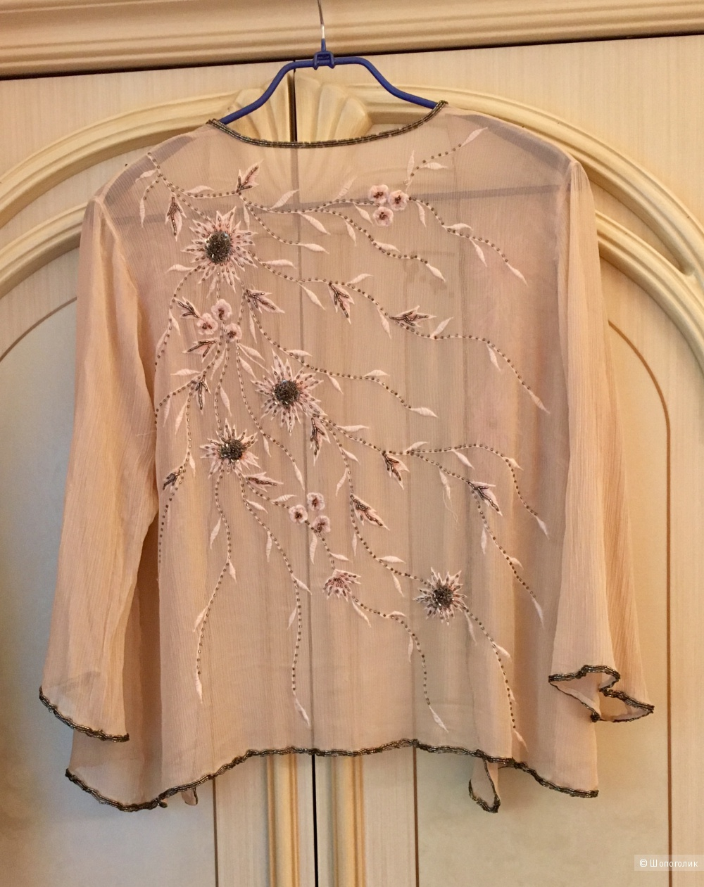 Marina Rinaldi Новое шёлковое платье 56