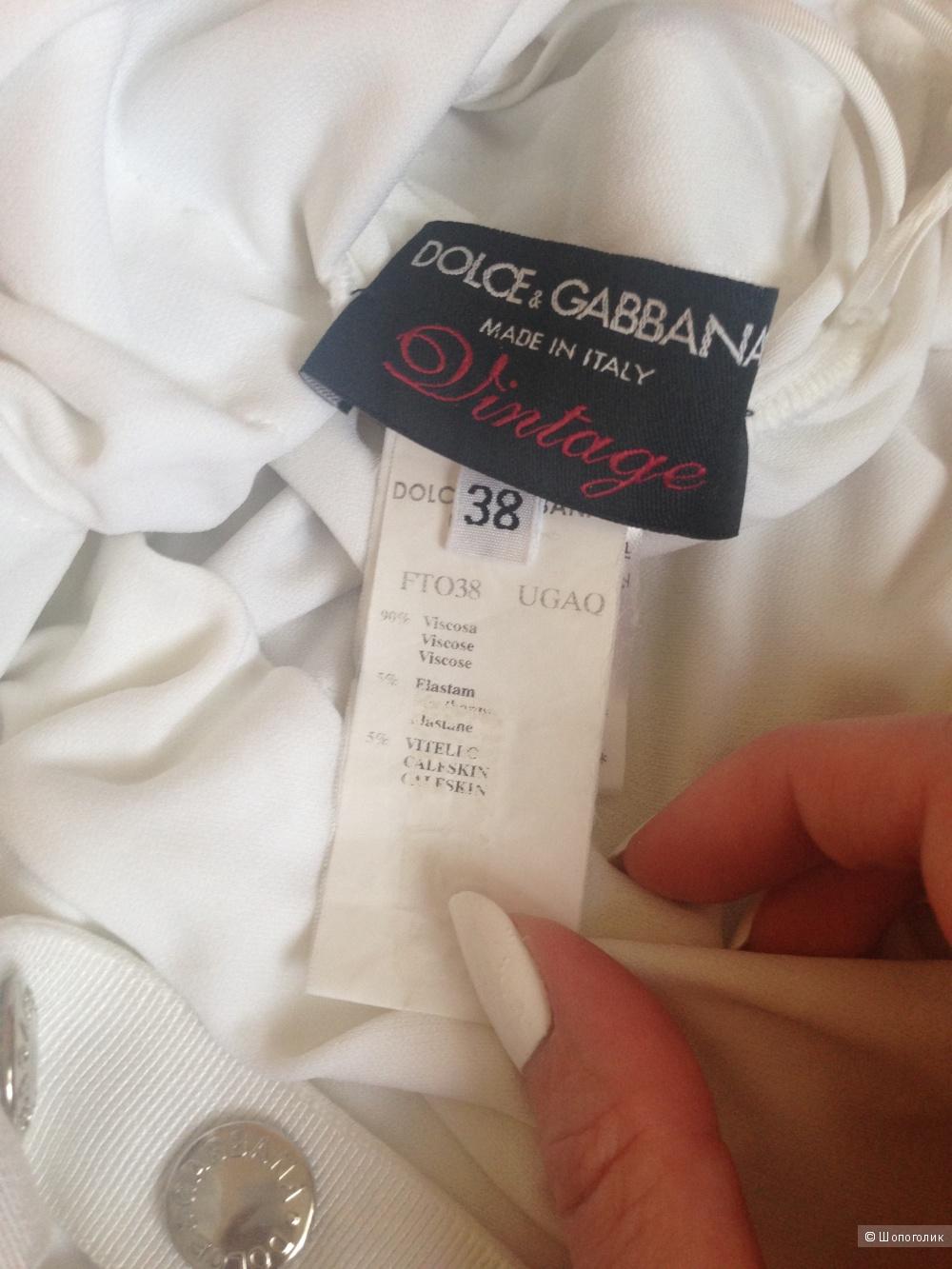 Топ Dolce&Gabbana (размер 38)