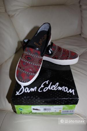 Слипоны SAM EDELMAN, новые, 36 размер