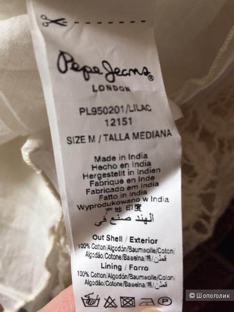Платье Pepe Jeans, размер М