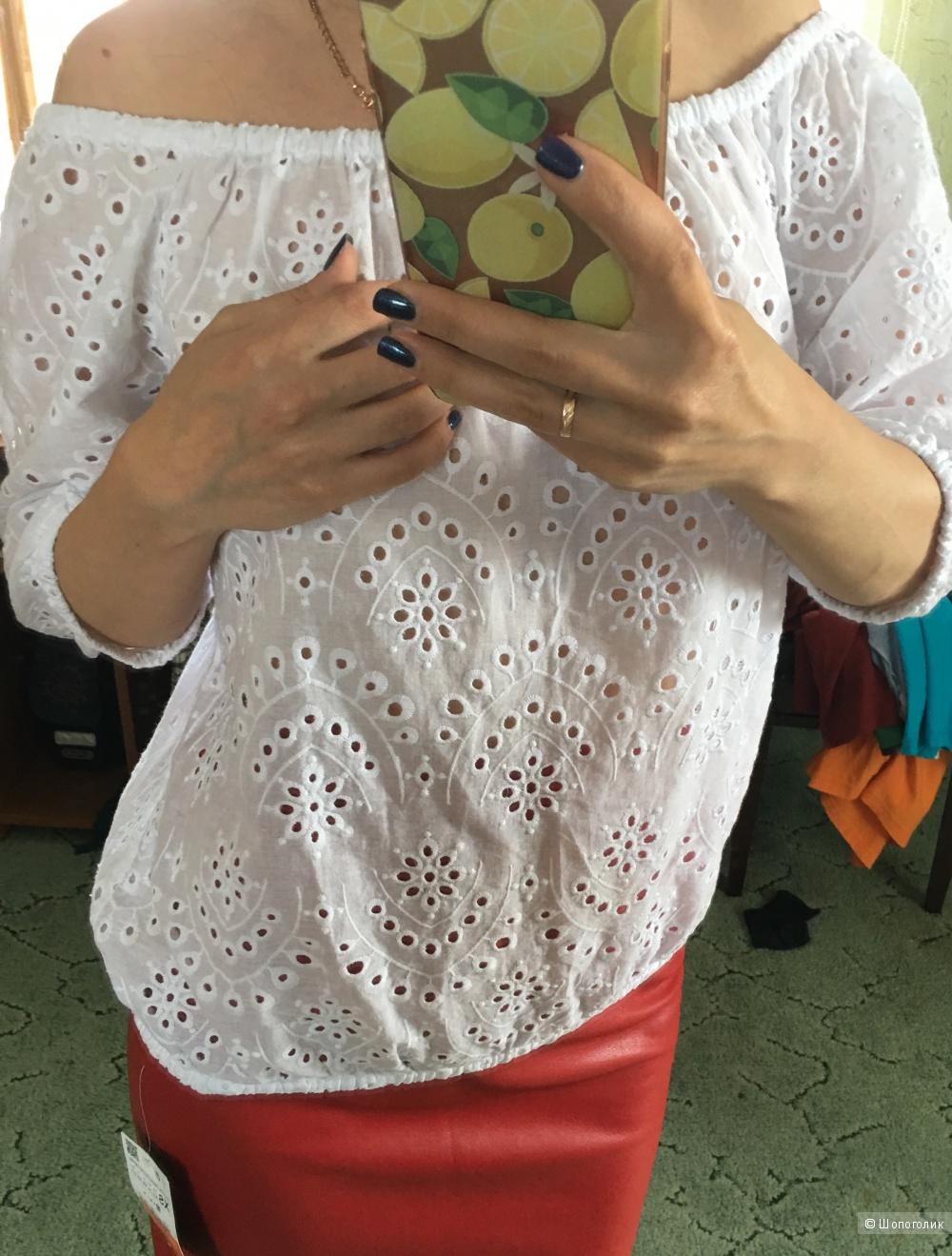 Amisu блузка шитьё . Размер 42-44-46