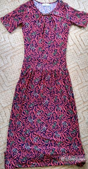 Платье в пол вискоза из Стамбула размер 46-48