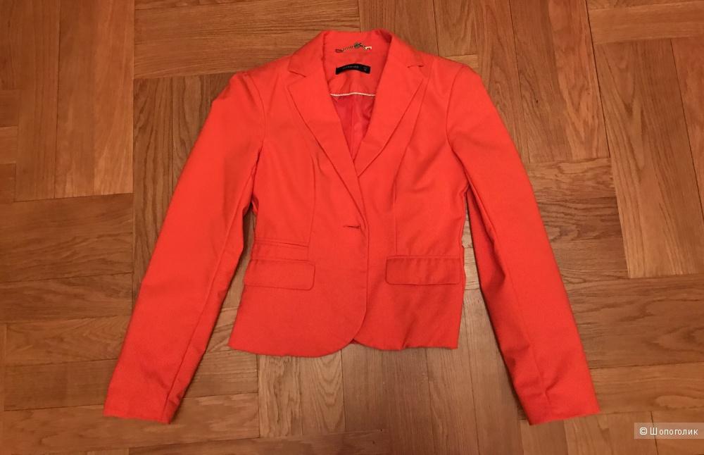 Пиджак оранжевый Reserverd, 42-44