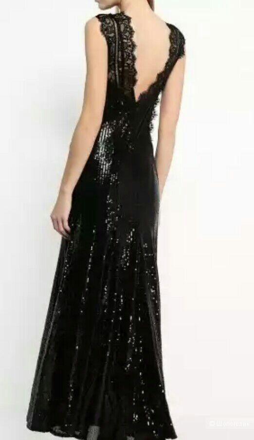 Новое вечернее платье Bebe, размер 42-44
