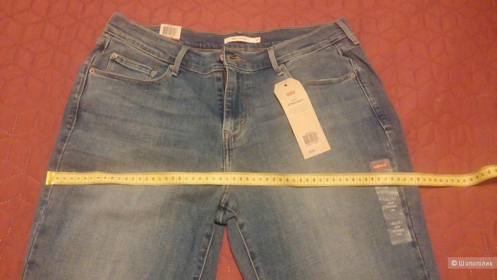 Levi's 31х34 новые женские джинсы