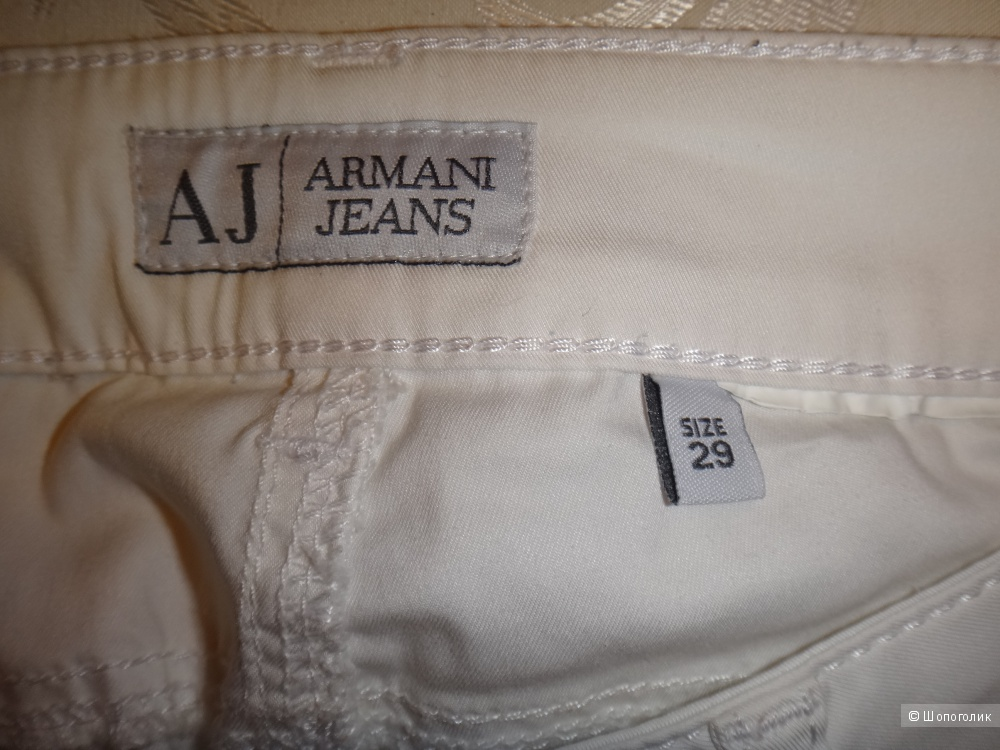 Джинсы Армани 29 размер