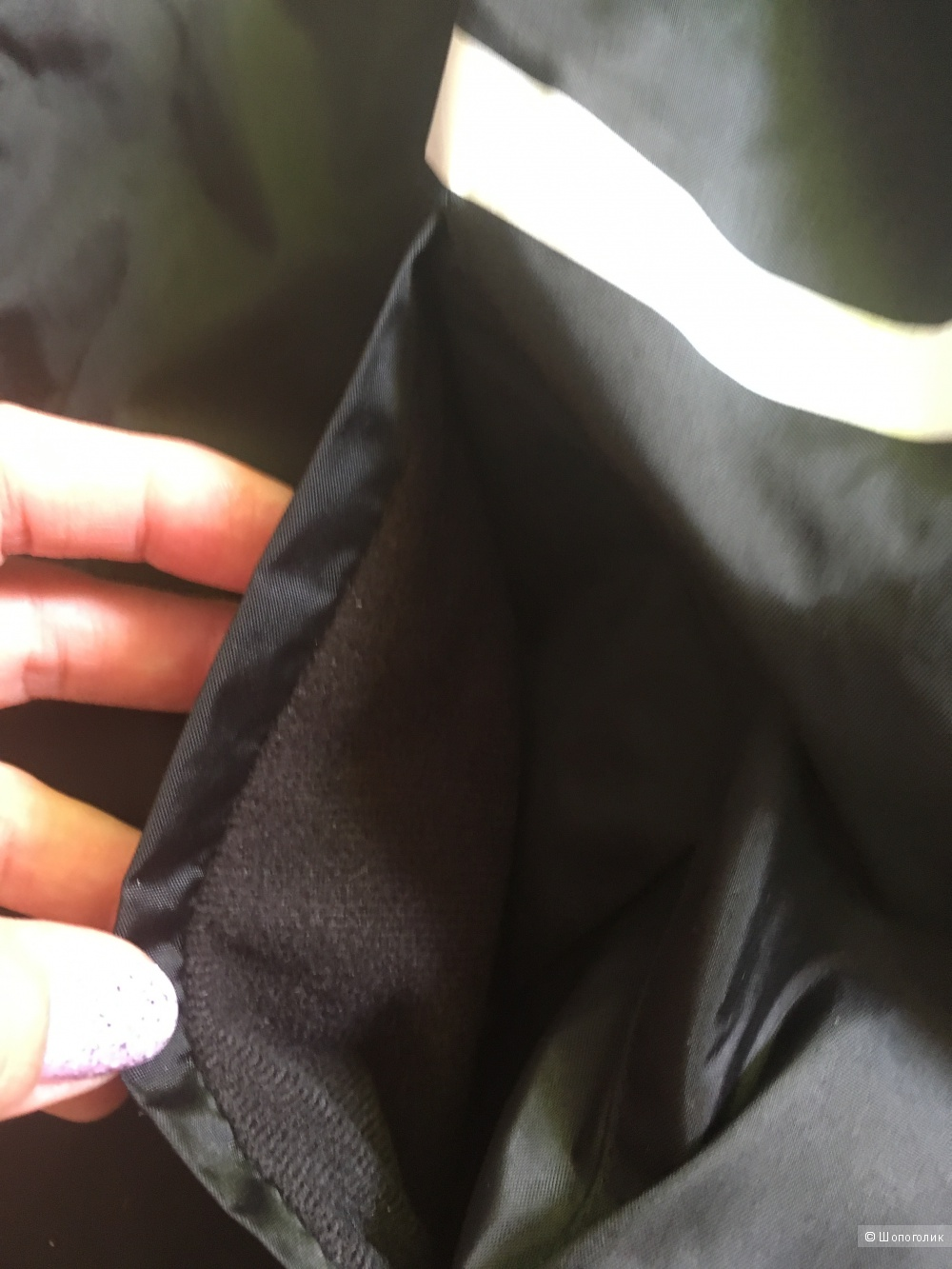 Ветровка с капюшоном для мальчика, PUMA, рост 140, б/у