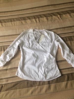 Белая блузка Soyaconcept, размер М