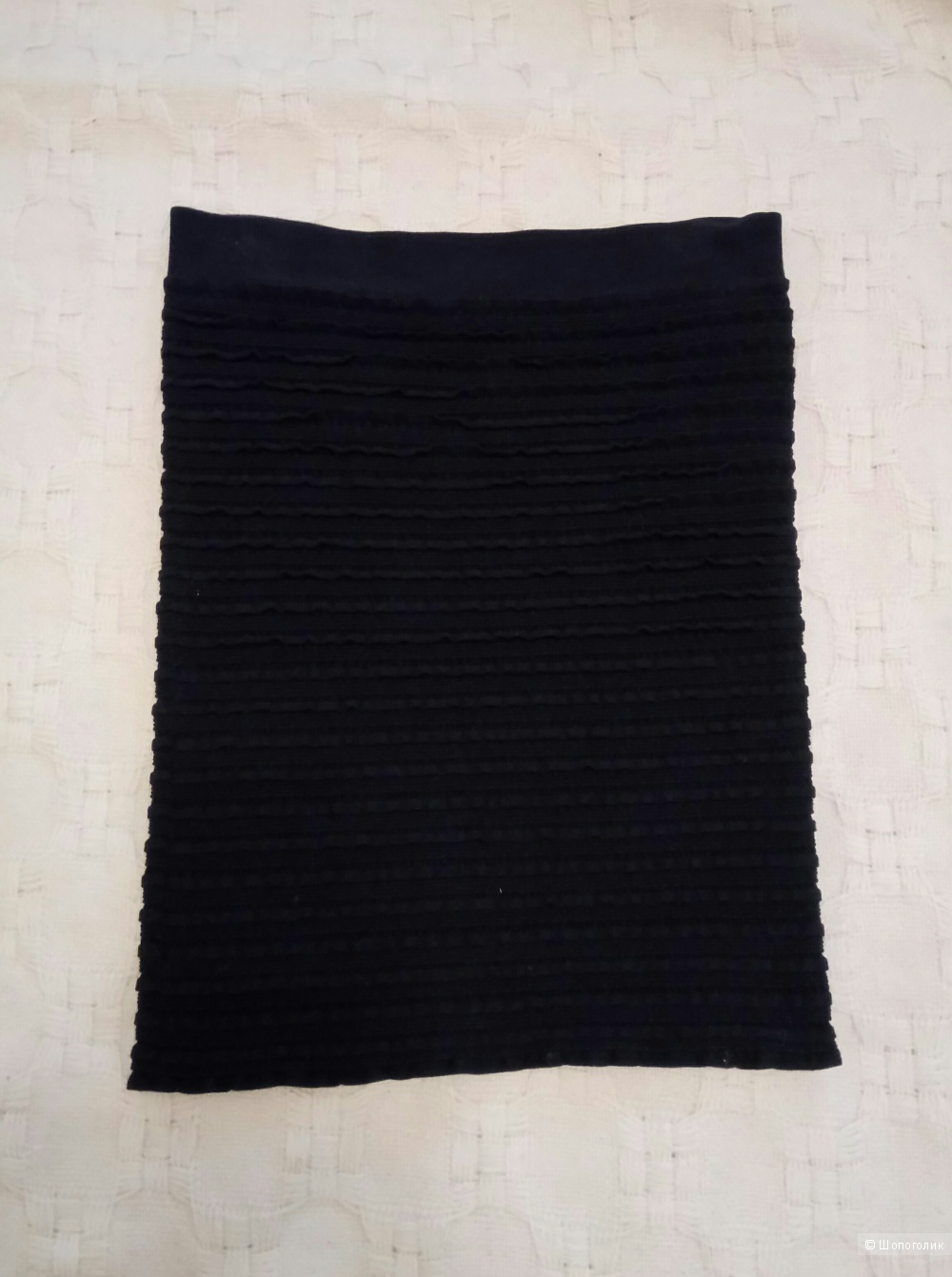 Новая юбка-резинка Bebe, размер S