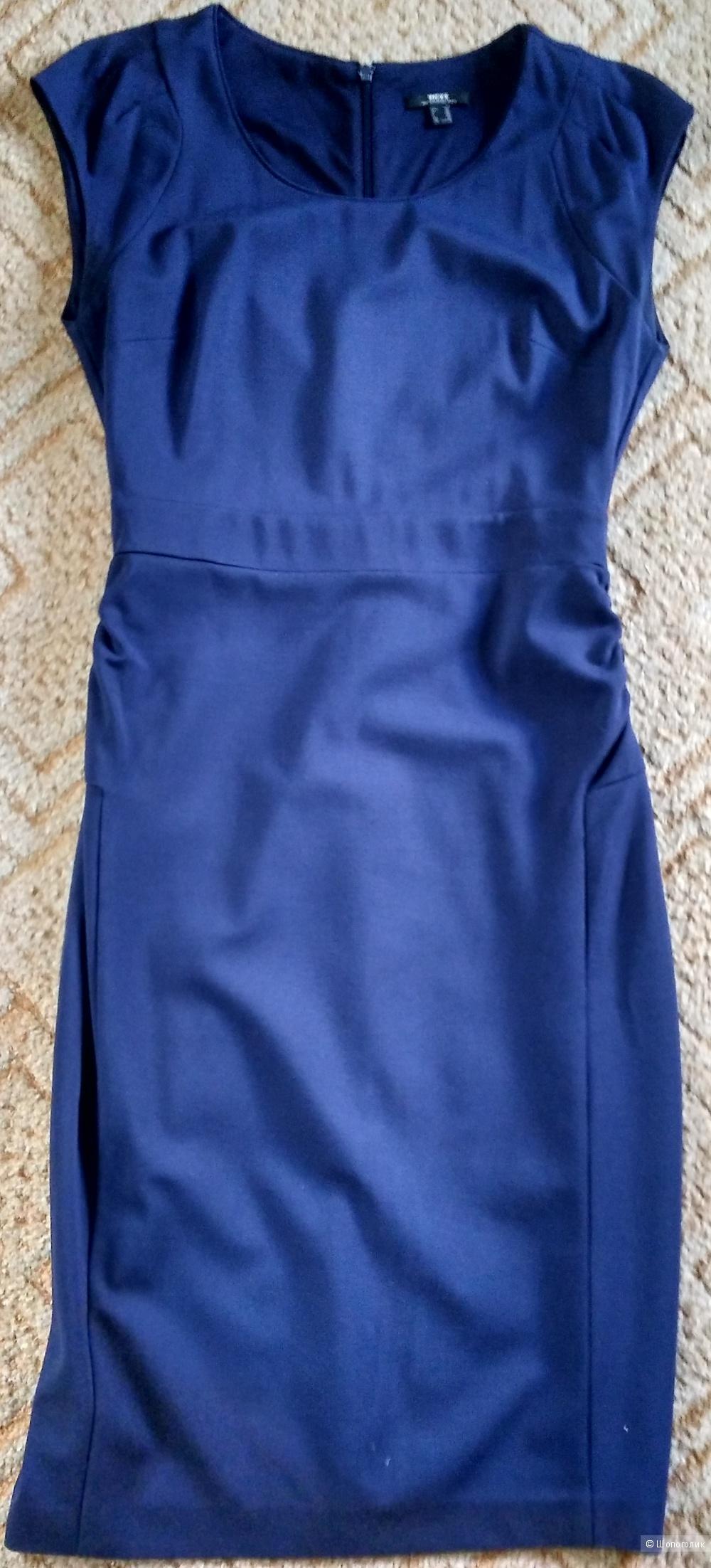 Темно-синее платье Mexx размер 46