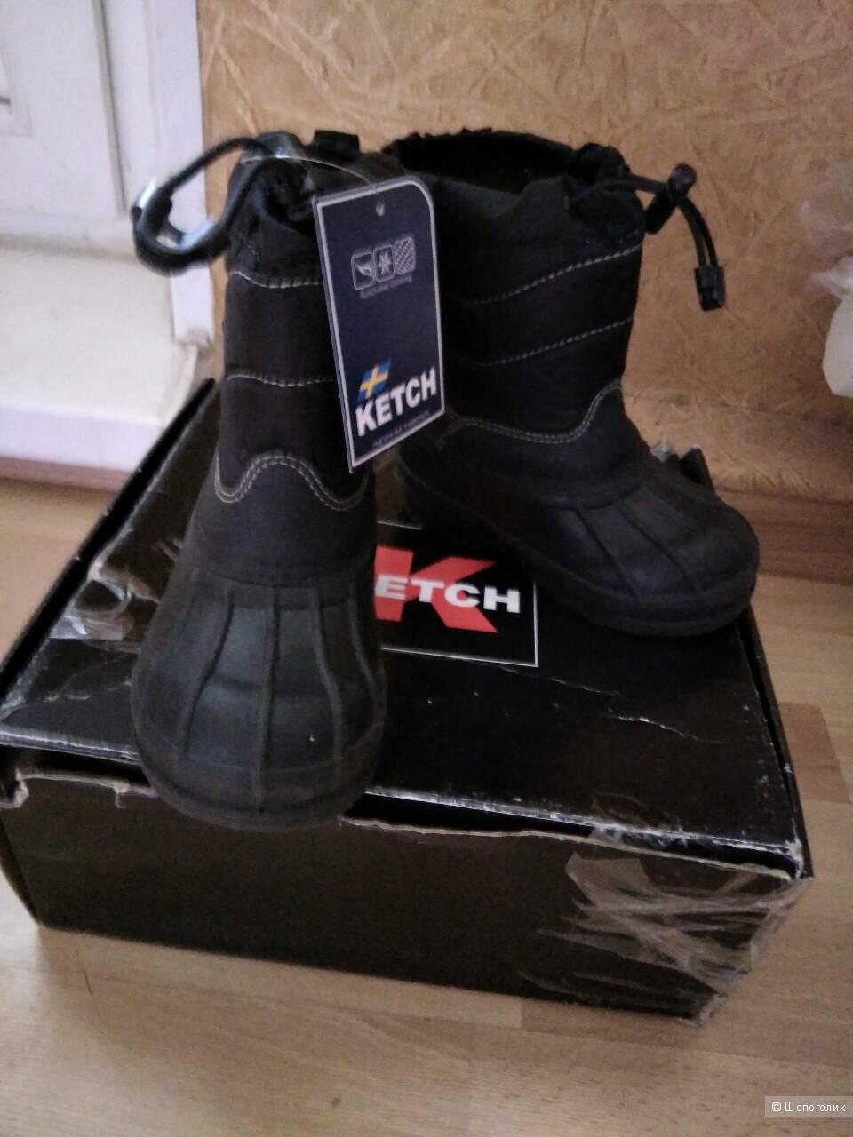 Новые сноубутсы Ketch 26 размер