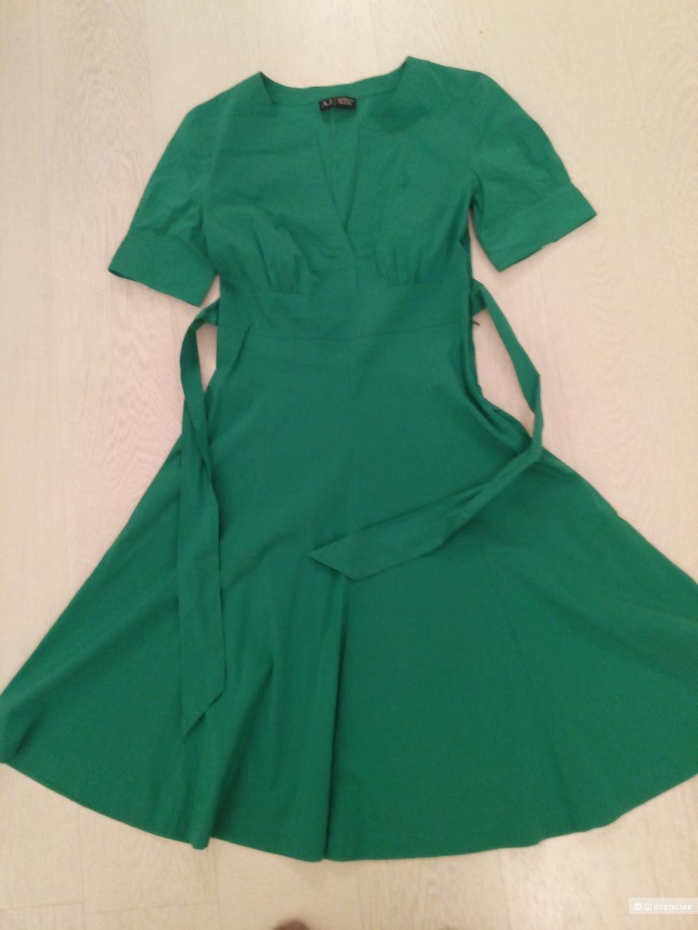 Платье Армани джинс 42-44!