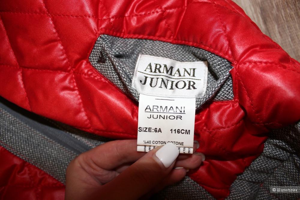Куртка ARMANI JUNIOR,  размер 6-7 лет