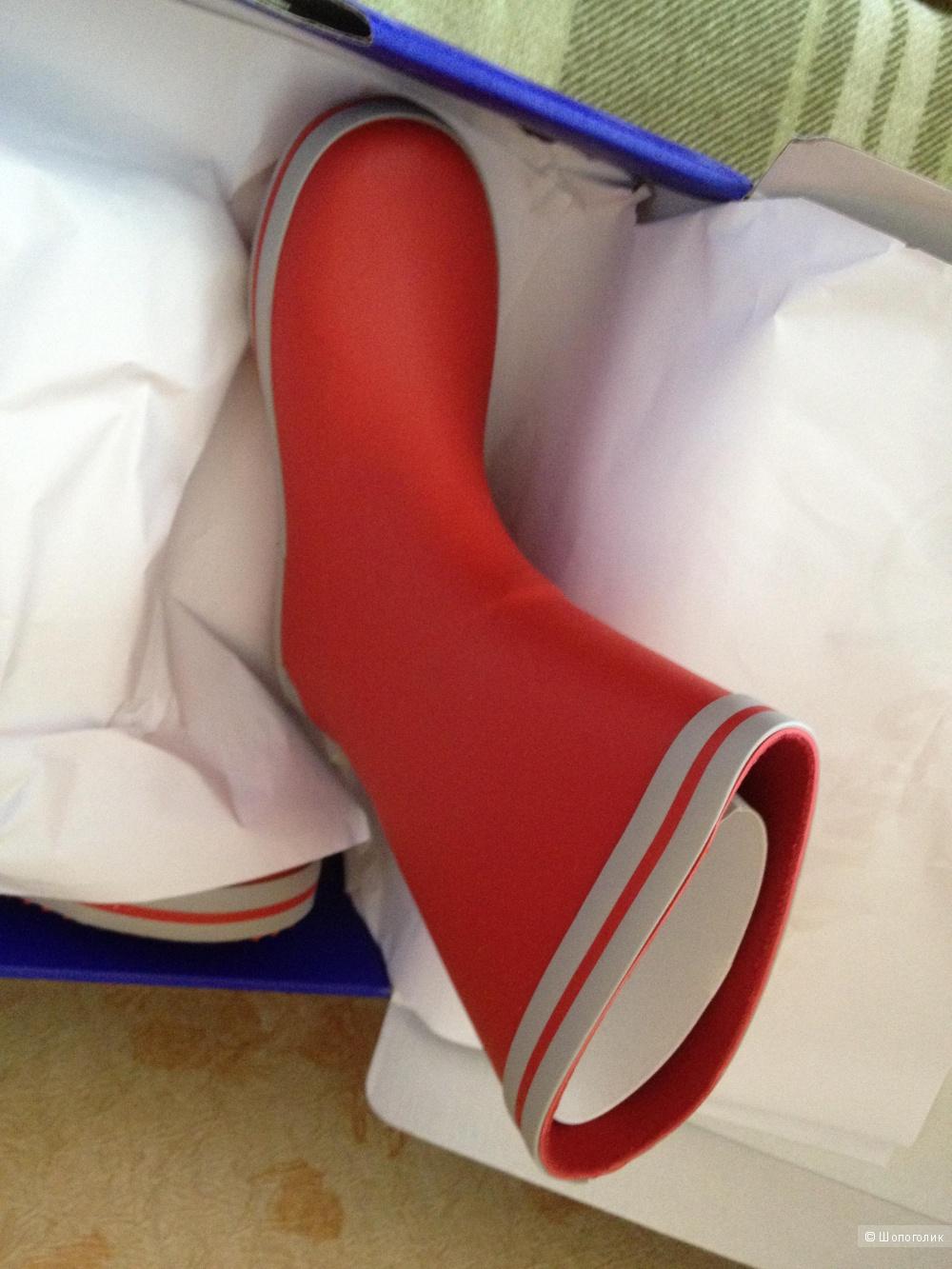 Резиновые сапоги, детские,  Naturino, 31 размер