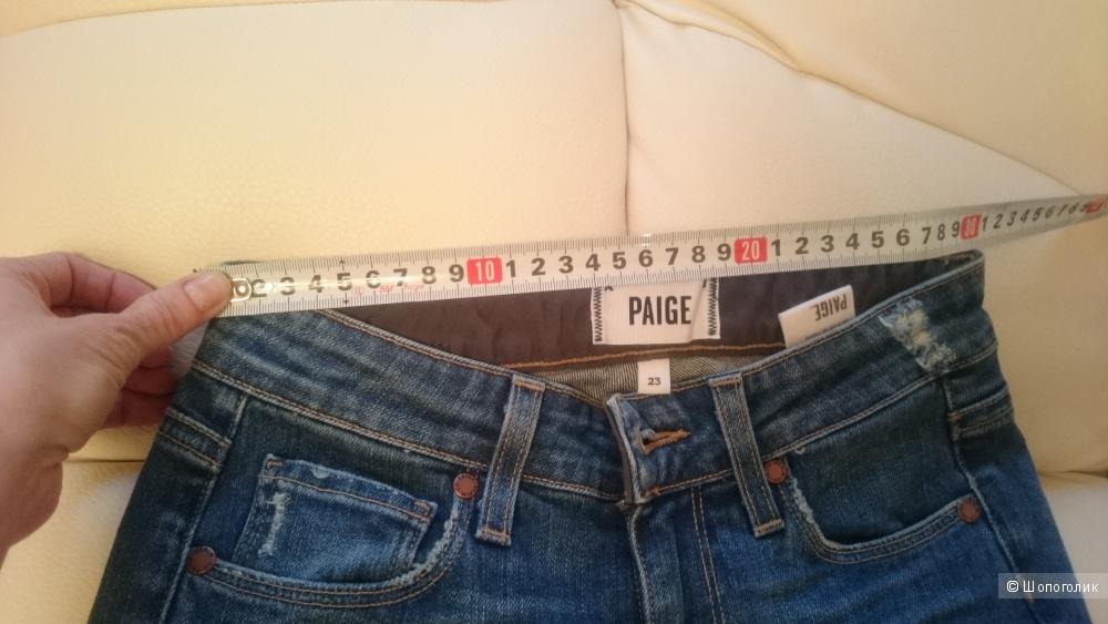 Джинсы Paige размер 40-42