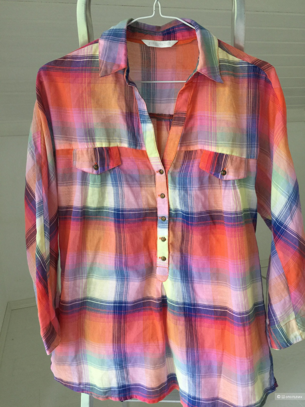 Рубашка PROMOD, размер S
