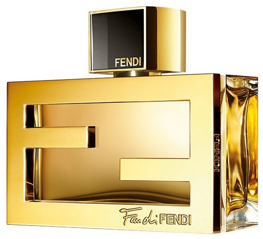 Fendi fan di Fendi 75ml новые без одного пшика