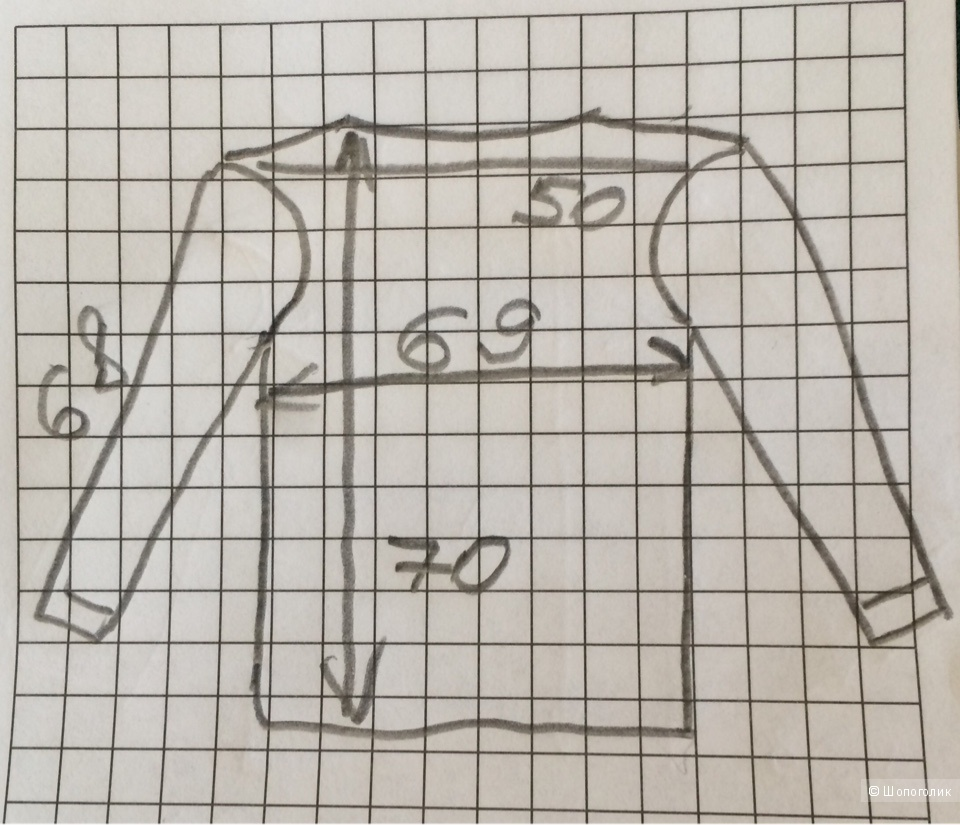 Куртка US.POLO размер L большемерит