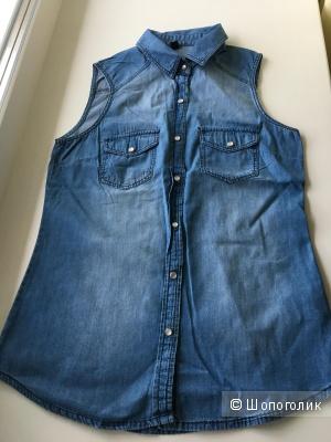 Рубашка без рукавов Pimkie, размер S