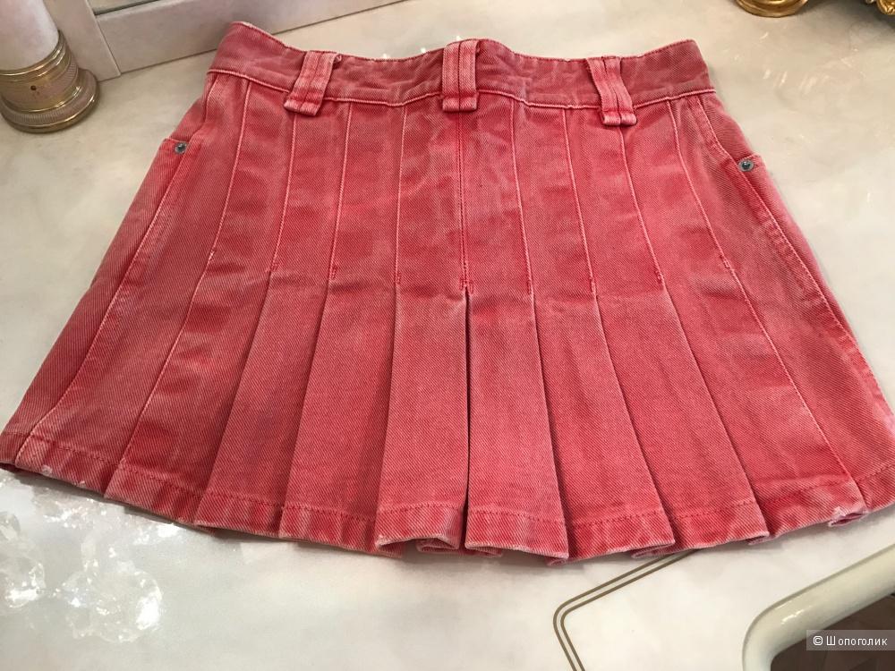 Оригинальная  итальянская юбка Pinko, размер xs