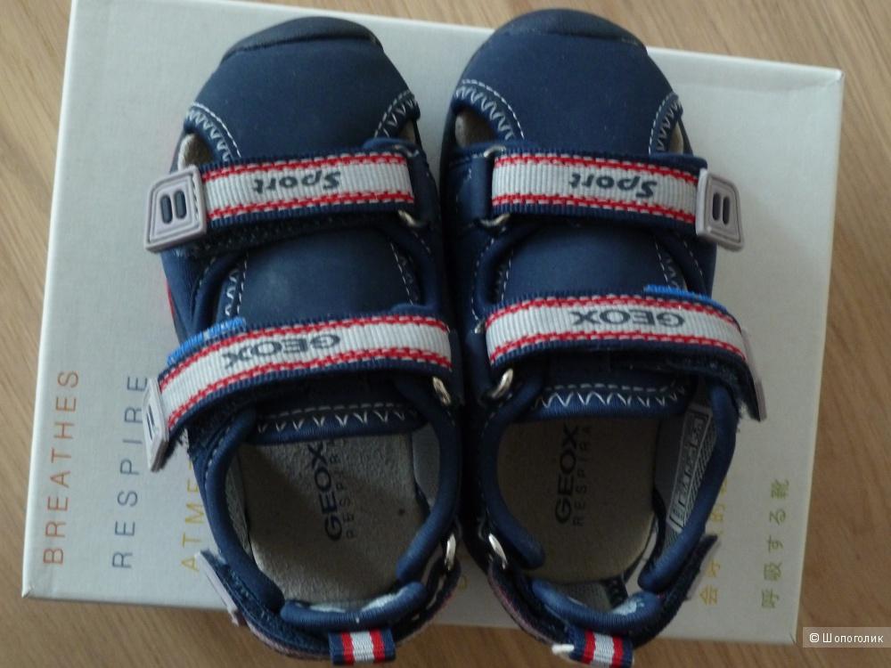 GEOX детские сандалии, размер 22