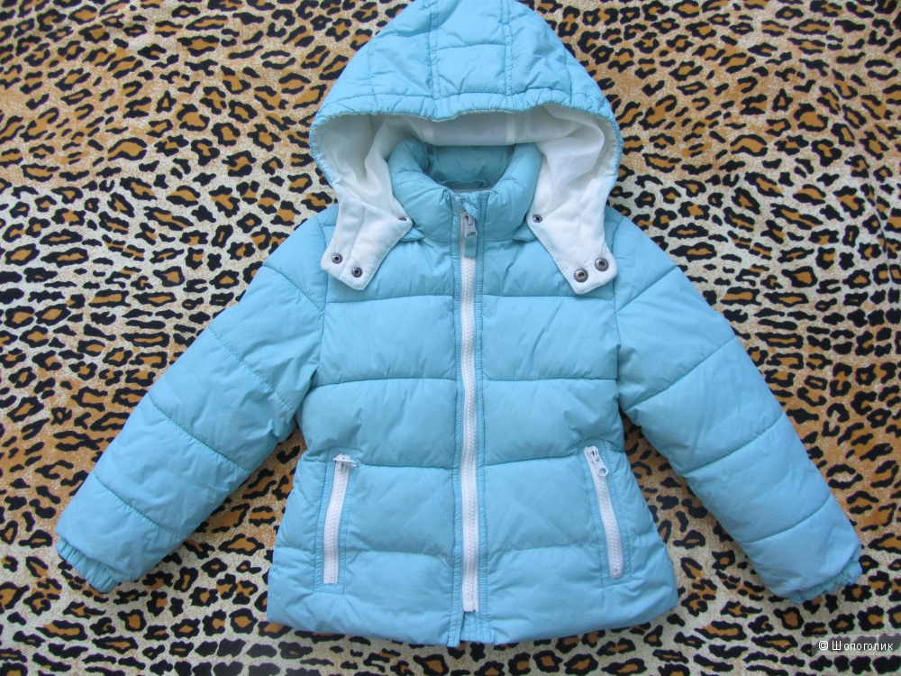Куртка Mango kids, маркировка 3-4 года