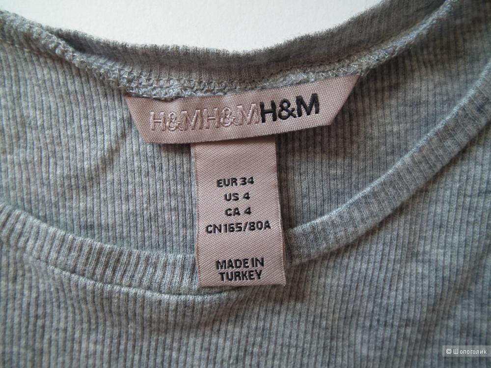 Майка бюстье H&M 40-42
