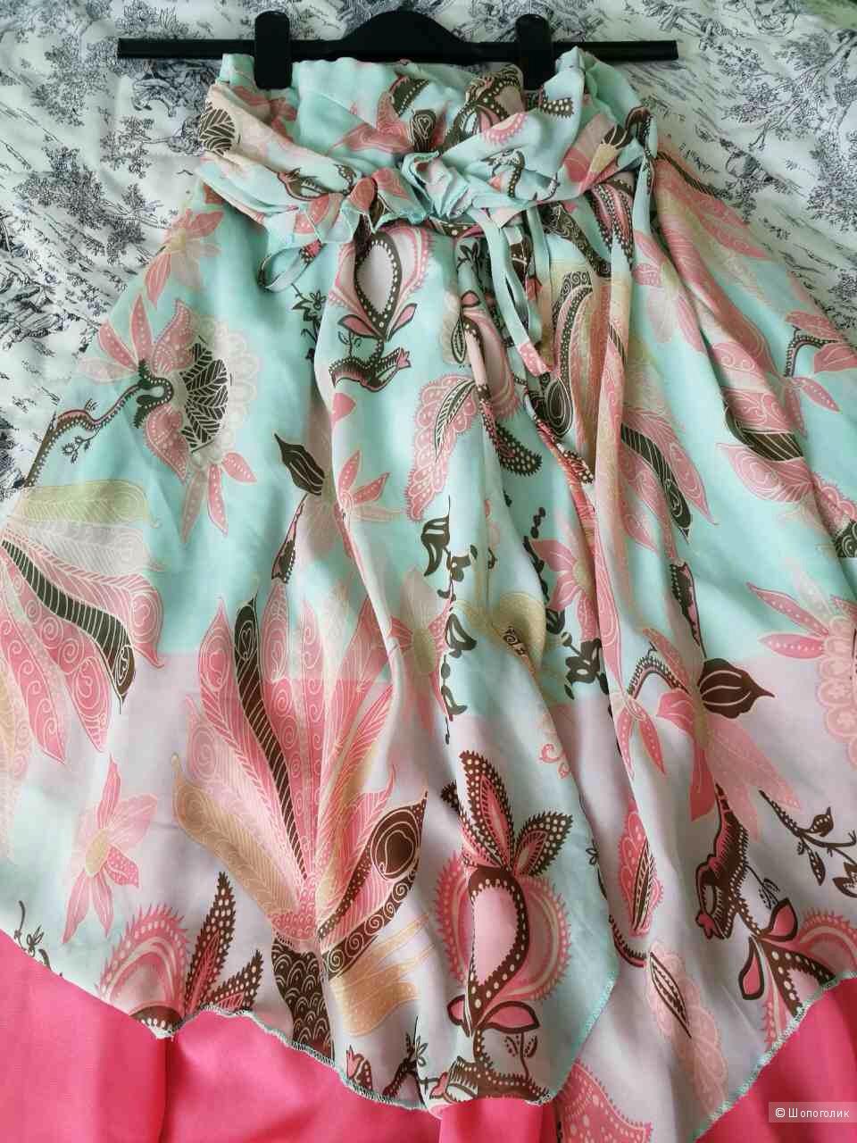 Платье длинное H&M размер 40-42