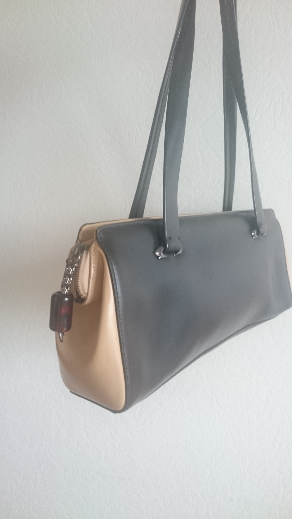 Маленькая сумочка Wanlima, размер 31х14х7см длина ручек 26см