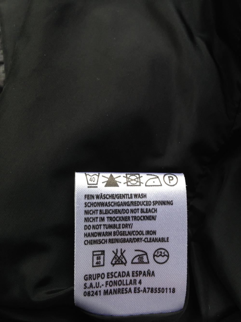 "Курточка "" ESCADA "", 44 размер, Испания."