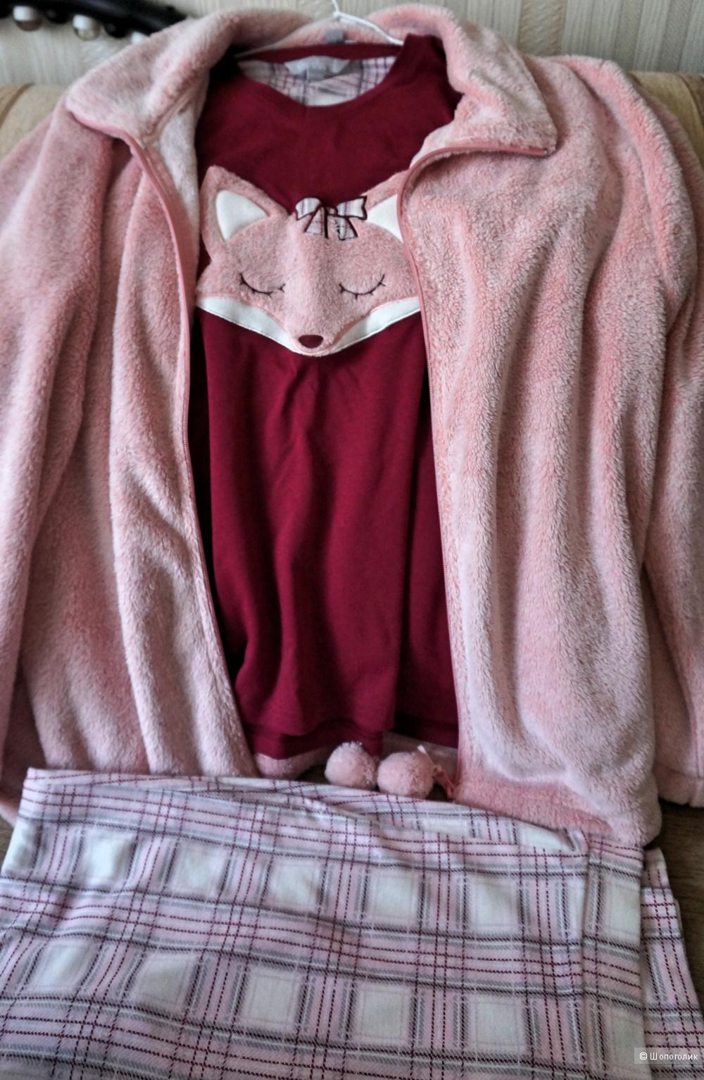 Комплект домашней одежды/пижама Emotions р. 50-52