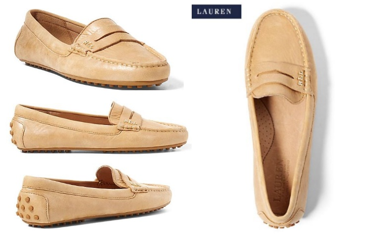 Мокасины Ralph Lauren US 10