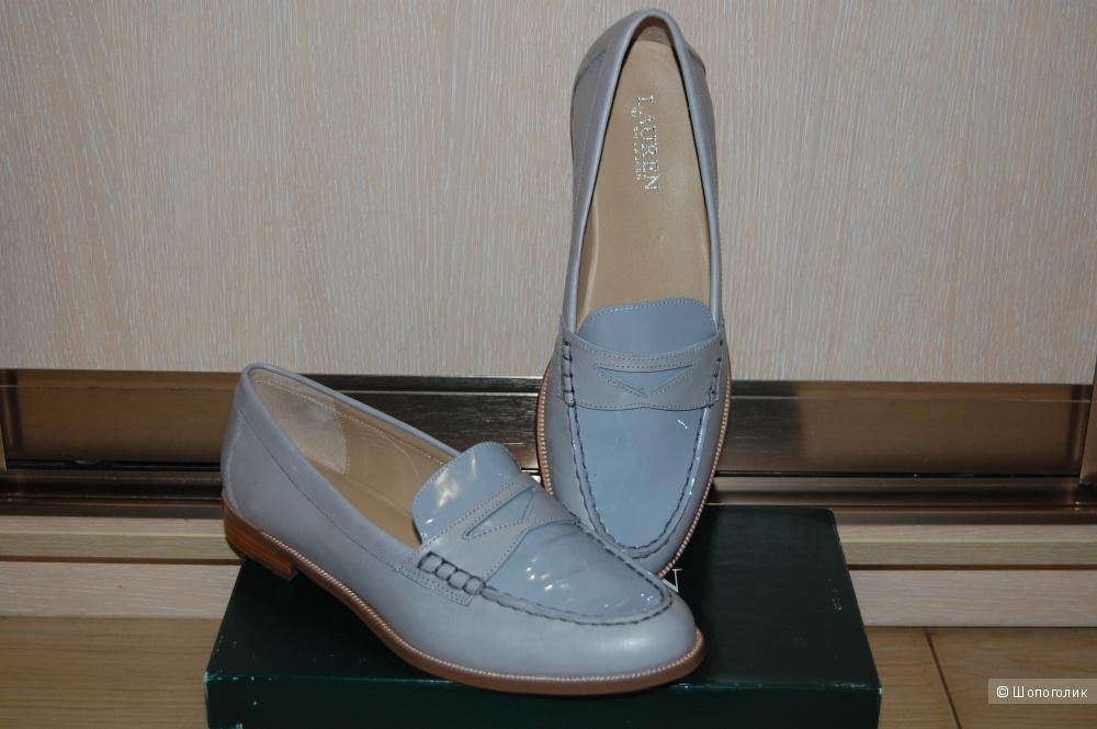 Лоферы и мокасины Ralph Lauren US 10 или какие разные 10-ки у RL