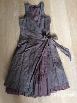 Платье-сарафан ikks, р-р 44