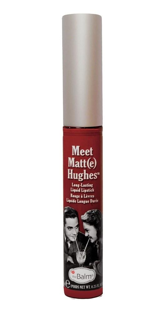 Стойкий матирующий блеск для губ Meet Matt(e) Hughes Loyal, theBalm