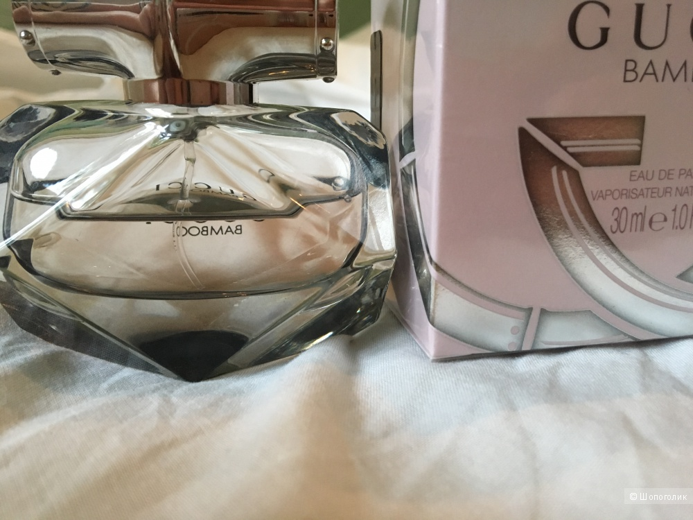 Духи Gucci Bamboo Eau De Parfum  30 ml , бу,