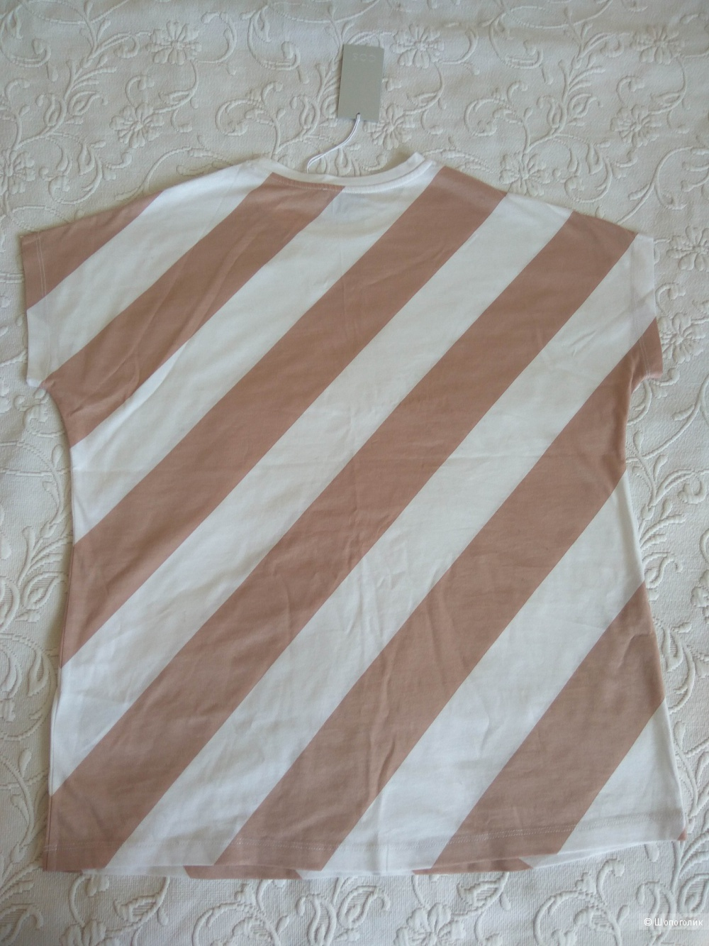 COS  хлопковая футболка разм. XS новая