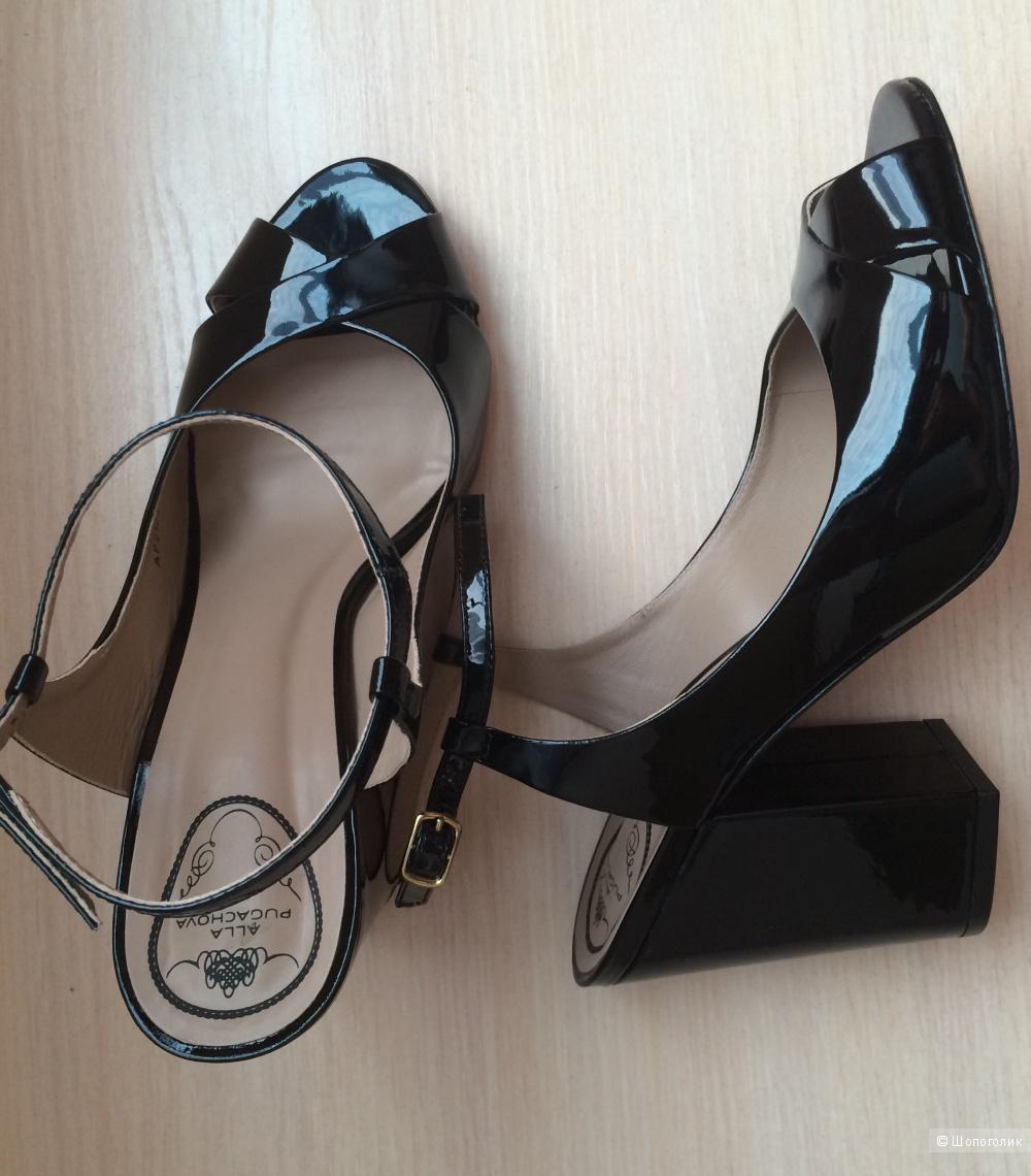 Туфельки Alla Pugachova, размер 37,5