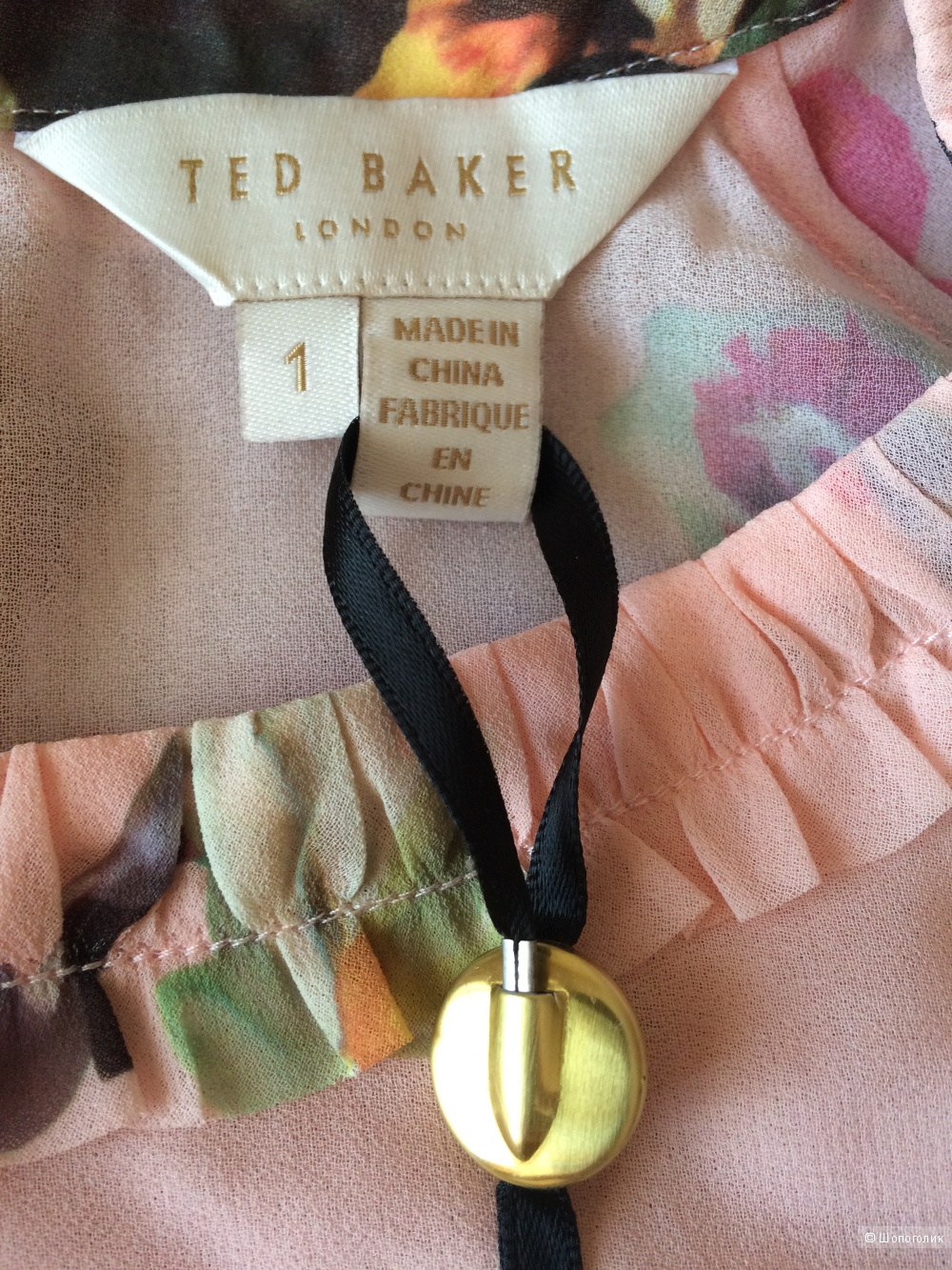 Ted Baker топ, р. 42-22
