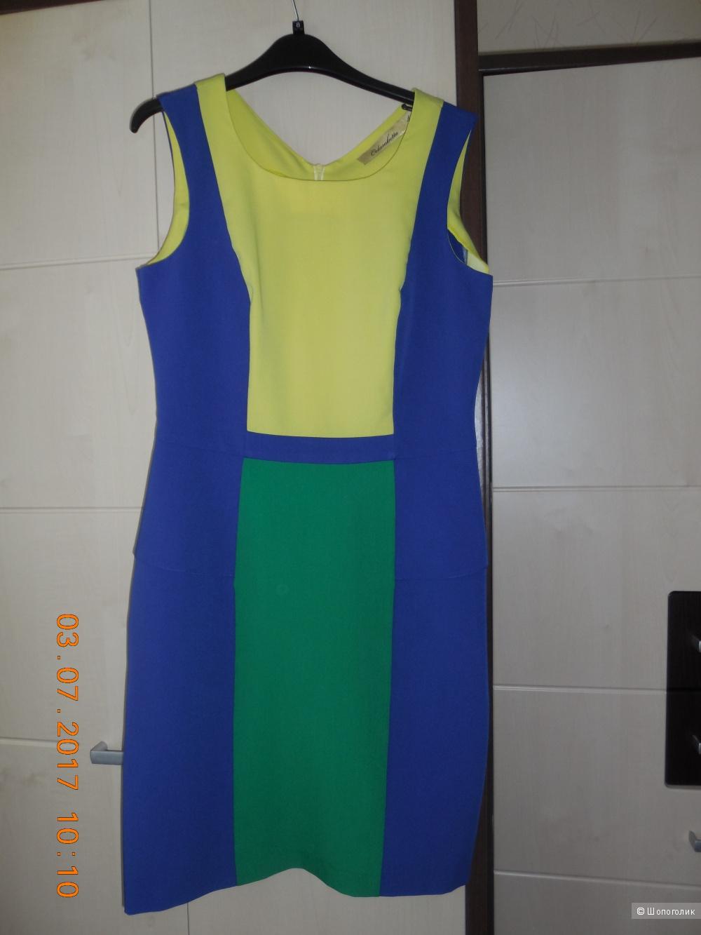 Летнее платье, Colambetta, размер 44