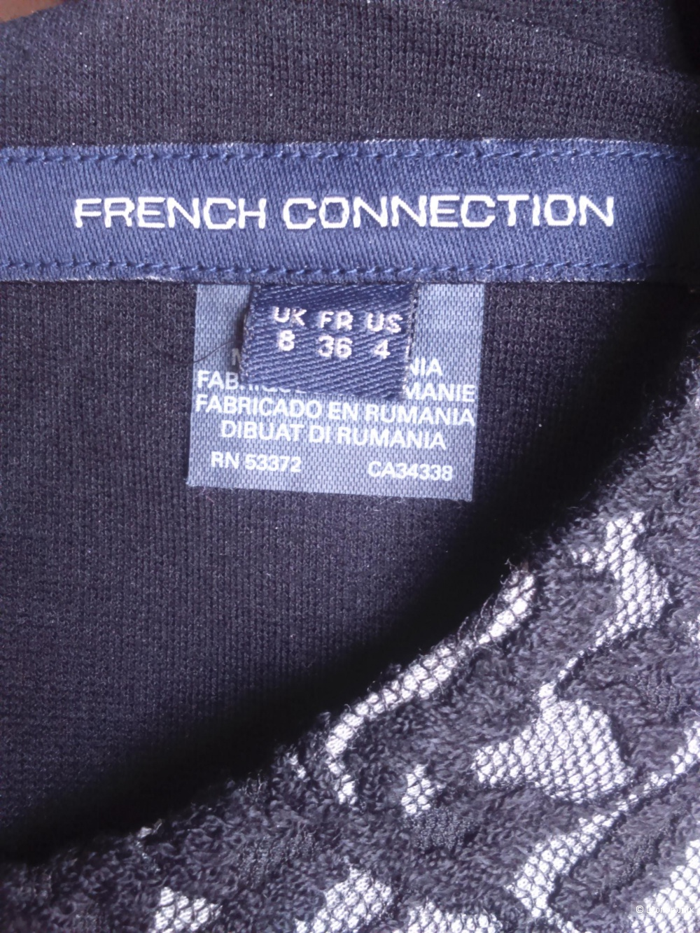 Платье French Connection, размер 4 US