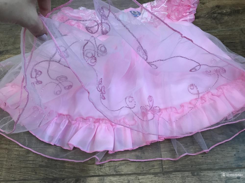 Платье для маленькой принцессы, не брендовое, 68-74