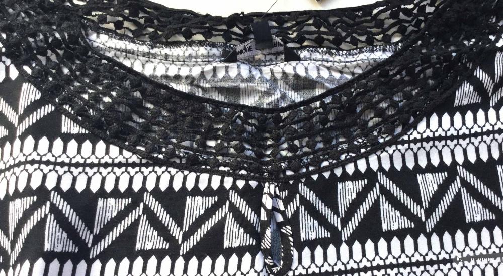 Дизайнерская блузка, размер XL