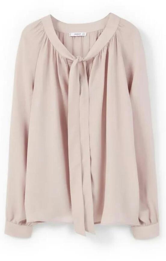 MANGO SUIT, M блузка классика