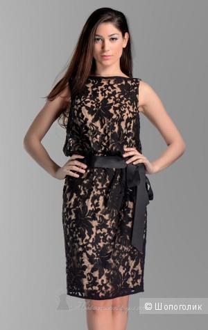 Tadashi Shoji  дизайнерское платье р.50  Новое.Оригинал