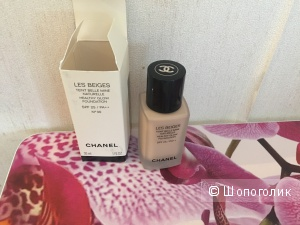 Тональный крем shanel les beiges , spf 25, тон 30
