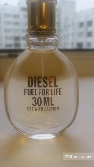 Парфюмированная вода Diesel Fuel for Life  30 ml