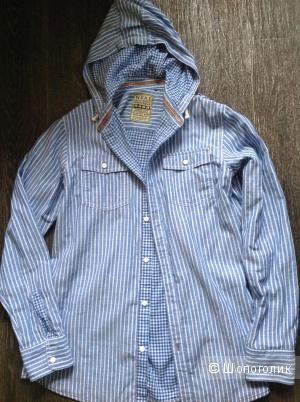 Мужская рубашка, NEXT, 44 р (рос.)